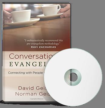 Conversational Evangelism DVDs